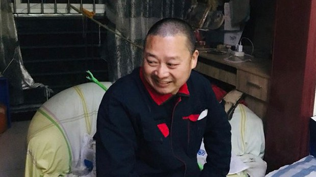 Police in China's Sichuan Formally Arrest Veteran Rights Activist