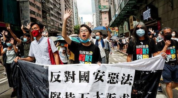 Hong Kong Website Blocked, Sparking Fears Over Great Firewall
