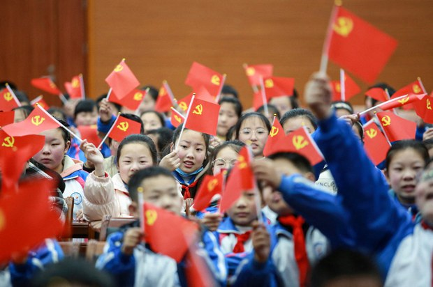 China's Ruling Party Takes More Direct Control of Colleges, Universities