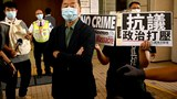Hong Kong Media Magnate Jimmy Lai Charged With 'Colluding With Foreign Forces'