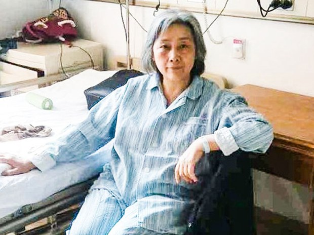 Chinese Journalist Gao Yu In Hospital After Demolition Raid on Home
