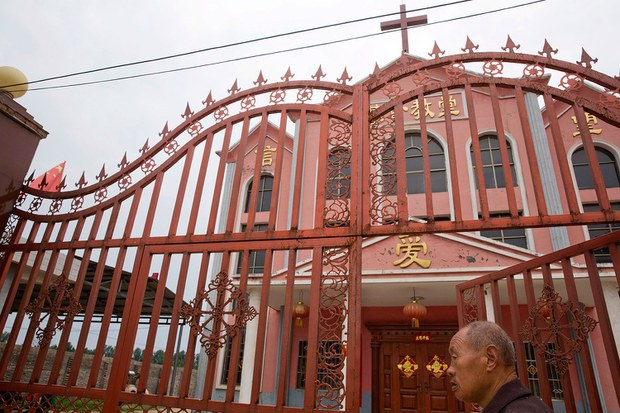 Chinese Christians Being Tortured and Beaten in Secretive Brainwashing Camps Run by China's Communist Government