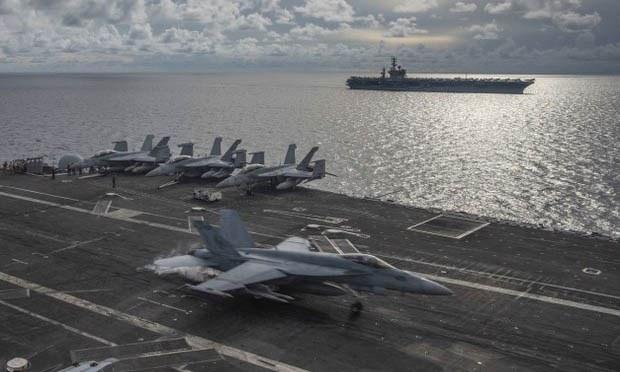 US Calls China's Conduct in South China Sea 'Unlawful'