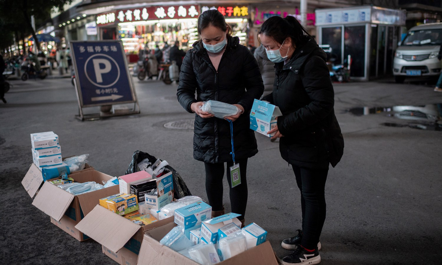 China Covered Up Pandemic, Continues Crackdown on COVID-19 'Rumors'