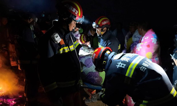 Chinese Mountain Marathon Deaths Spark Flurry of Recrimination
