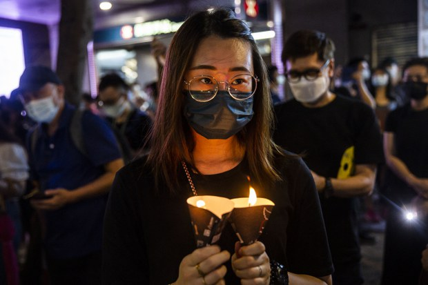 CCP-Linked Figure Calls on Tiananmen Vigil Group to Disband