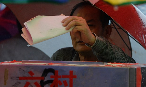 Activist Hounded After Standing For Village Election in China's Guangdong