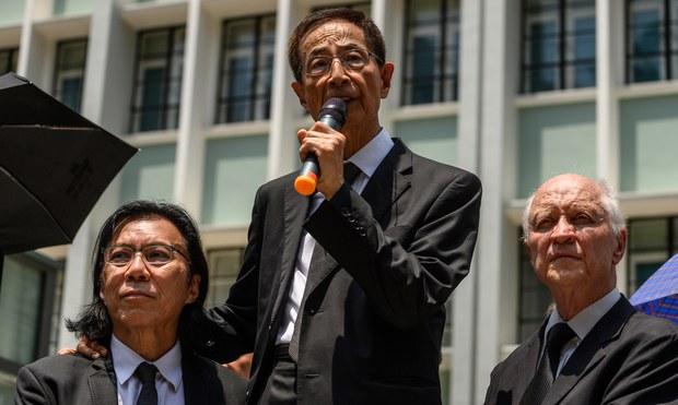 Hong Kong Police Arrest 11 Over Activists' Failed Speedboat Escape Bid