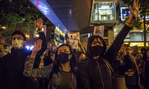Hong Kong Film Group Cancels Public Screening of Protest Documentary