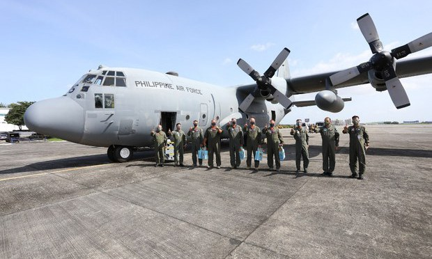 Philippine Defense Chief: US a 'Stabilizing Force' in South China Sea