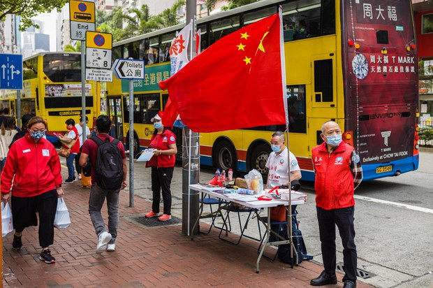 China's Hong Kong Move an Assault on Democracy, Autonomy: Foreign Ministers