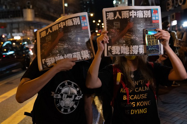 Outlook For Hong Kong's Press Freedom Similar to Post-1949 Shanghai: Veteran Journalist