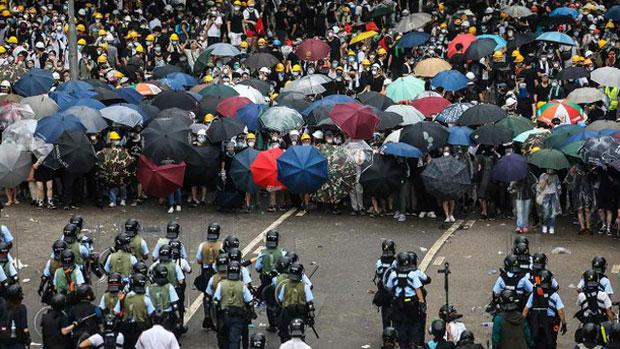 Disebut Krisis Terburuk sejak 1997, Australia Keluarkan Peringatan Perjalanan ke Hong Kong
