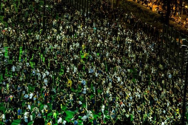 Hong Kong Bans Tiananmen Vigil on June 4 For Second Consecutive Year