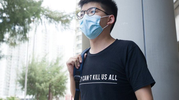 Joshua Wong, Agnes Chow, Ivan Lam Jailed For Protest Outside Police HQ