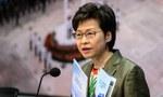 Hong Kong Government Researching Law Banning 'Fake News': Lam