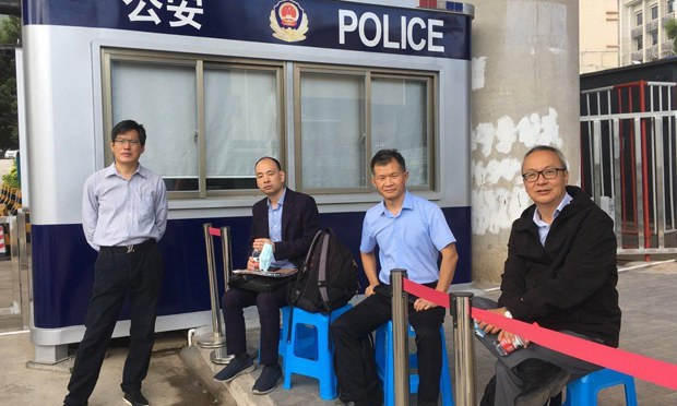Disbarred Chinese Rights Lawyers 'Have No Regrets' After Losing Licenses