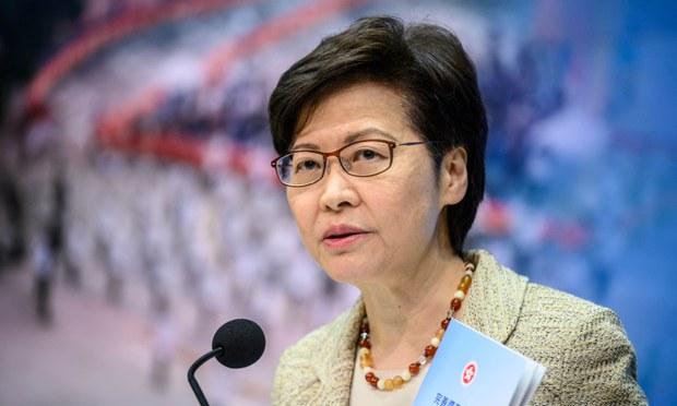 Radio Free Asia: Hong Kong National Security Polic