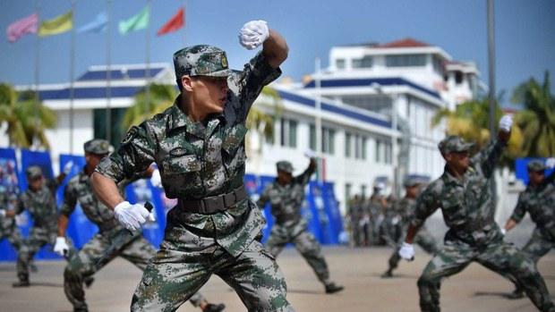 Unmasking China's Maritime Militia