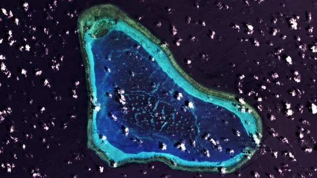 China Has Trademarked the Entire South China Sea