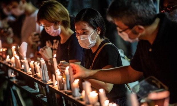 Hong Kong Officials Shut Down Massacre Museum Ahead of Anniversary