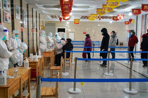 Lockdowns Imposed as Northeastern Chinese Provinces Report Spike in Coronavirus Cases