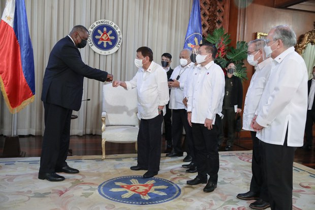Philippine, US Visiting Troop Pact in 'Full Force Again'