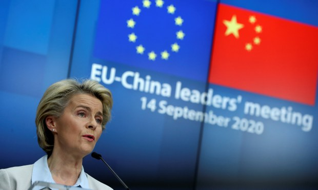 EU-China Pact Sparks Concern Over Labor Standards, Human Rights