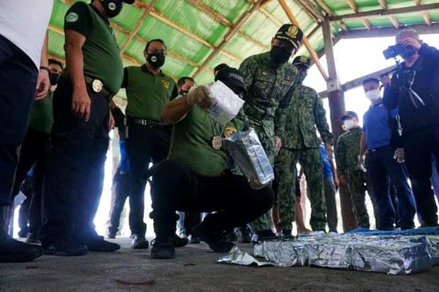 Philippine Police Kill 4 Chinese Nationals in Shabu Sting