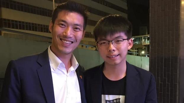 China's Bangkok Mission Criticizes Thai Politician for Contacting Hong Kong Activist