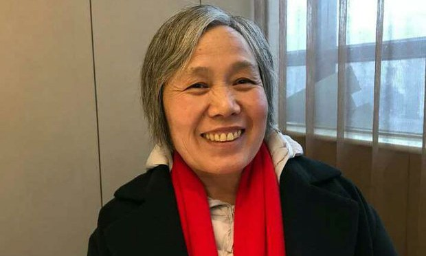 Chinese Feminist, Anti-Camps Campaigner Honored With Rights Prize