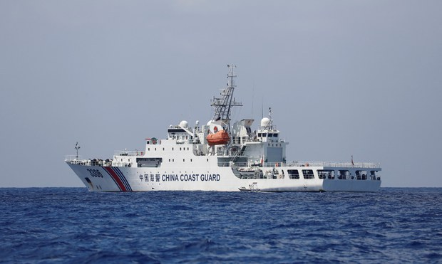 China Accuses Philippines of Spreading Fake Info in Maritime Disputes