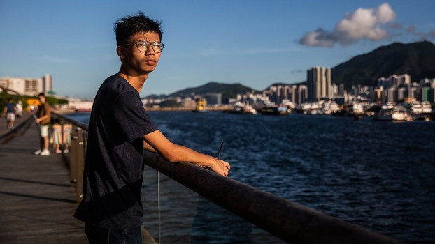Hong Kong Police Charge Pro-Independence Activist Tony Chung With 'Secession'