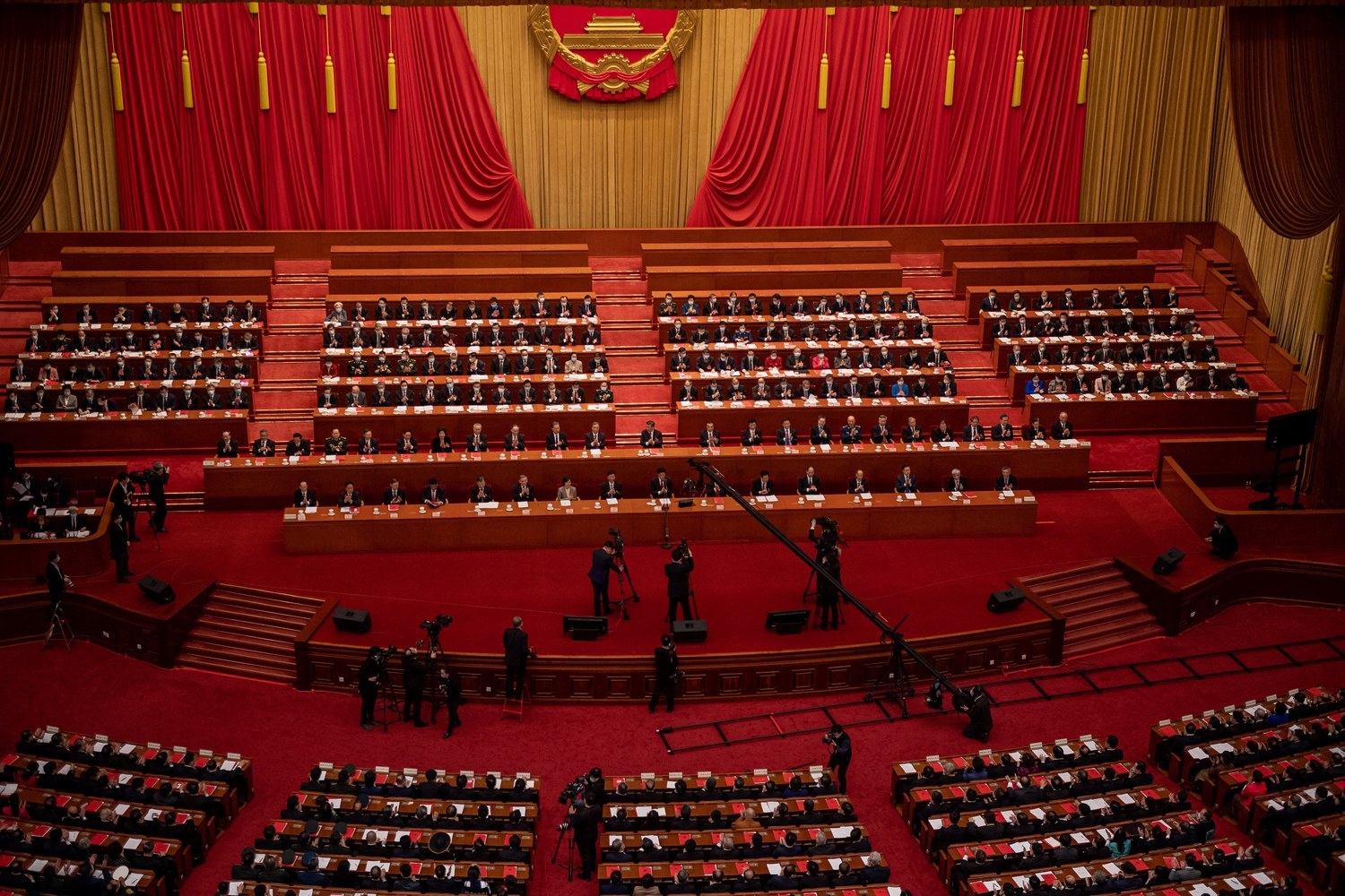 China Passes Law Countering Foreign Sanctions Over Rights Abuses