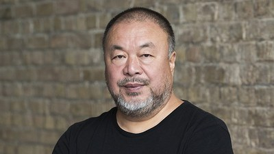 Artist and social activist Ai Weiwei is shown in a May 12, 2021 photo.