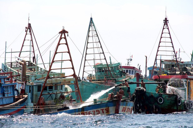 New Technologies Can Help Southeast Asia Fight Illegal Activity at Sea, Report Says