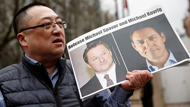 China to Try Canada's 'Two Michaels' For Spying Soon: State Media