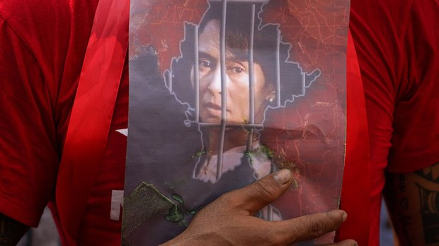 Myanmar Military Coup Strands Tens of Thousands of Chinese Nationals