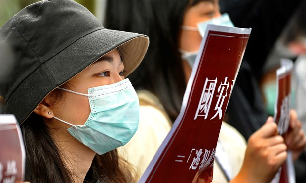 Taiwan Reports Boom in Enrollment of Students From Hong Kong