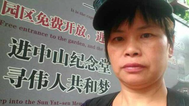 Rights Activist Jailed in China's Guangdong Over Support For Hong Kong