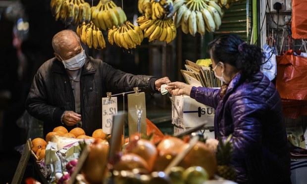 Hong Kong Places Parts of Kowloon Under Lockdown Amid COVID-19 Surge