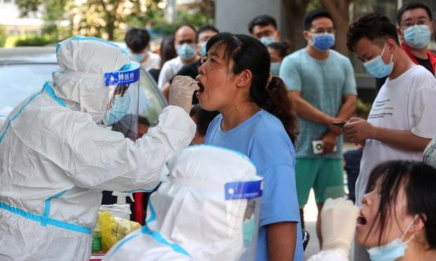 After Floods, China's Zhengzhou Hit by Surge in Delta Coronavirus Cases