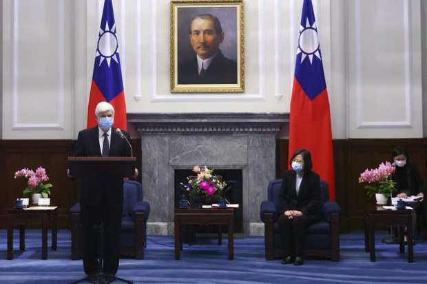 China Trolls Circulate Fake Taiwan Presidential Office Memo on Social Media