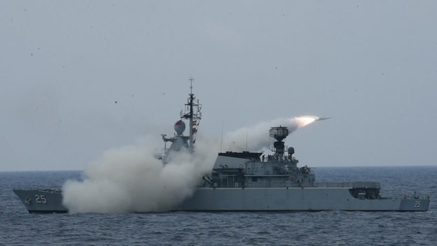 Malaysia Revives Missile Tests during South China Sea Exercise