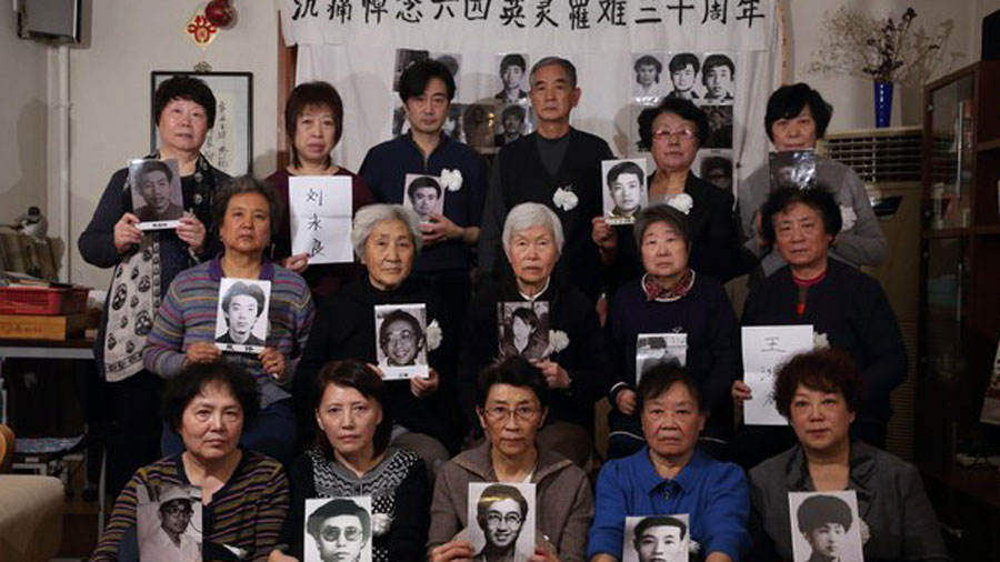 Tiananmen Mothers Call on Beijing to Make Public Details of 1989 Massacre