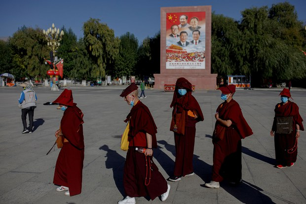 Poverty Alleviation: China Forcing Tibetans Into Mass, Military-Style 'Training' Programs (Part I)