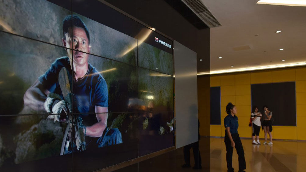 Echoing Their Government, 'Wolf Warriors' Howl on China's Internet