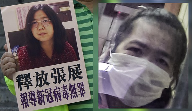 Chinese Lawyer-Turned-Citizen Journalist Gets Four Years For Wuhan Posts
