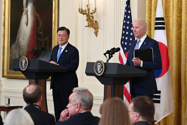 US, South Korea Vow 'Pragmatic Steps' to Reduce Tensions, Denuclearize North Korea