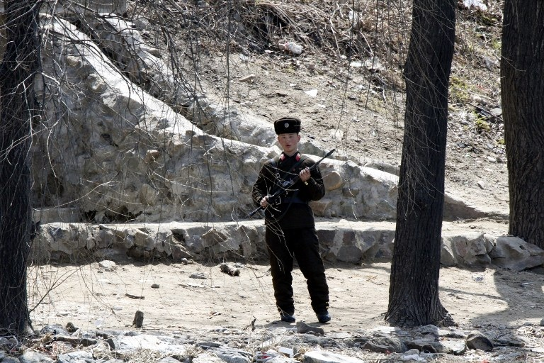 Rapid Rotation Of North Korea S Border Guards Hampering